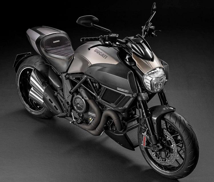 Ducati Panigale Titanium