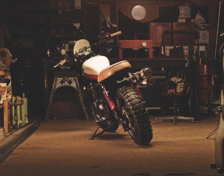 Zawieszenie K-Tech do motocykli klasycznych