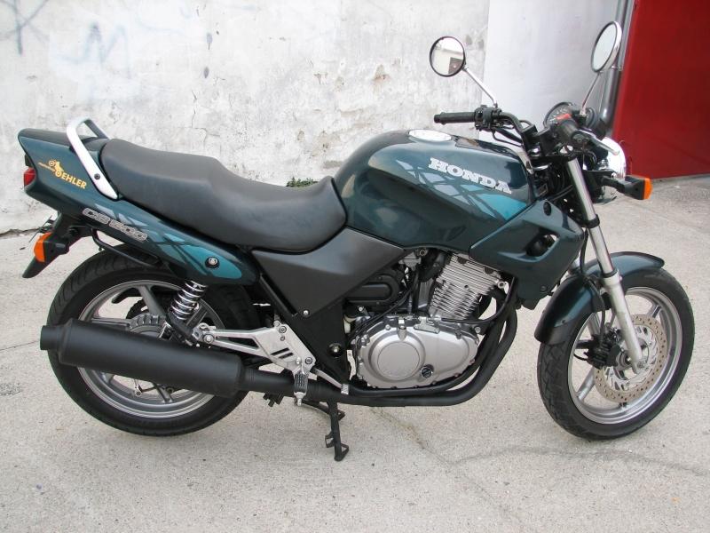 Honda Cb 500 1993 2003 Opinie Motocyklistów
