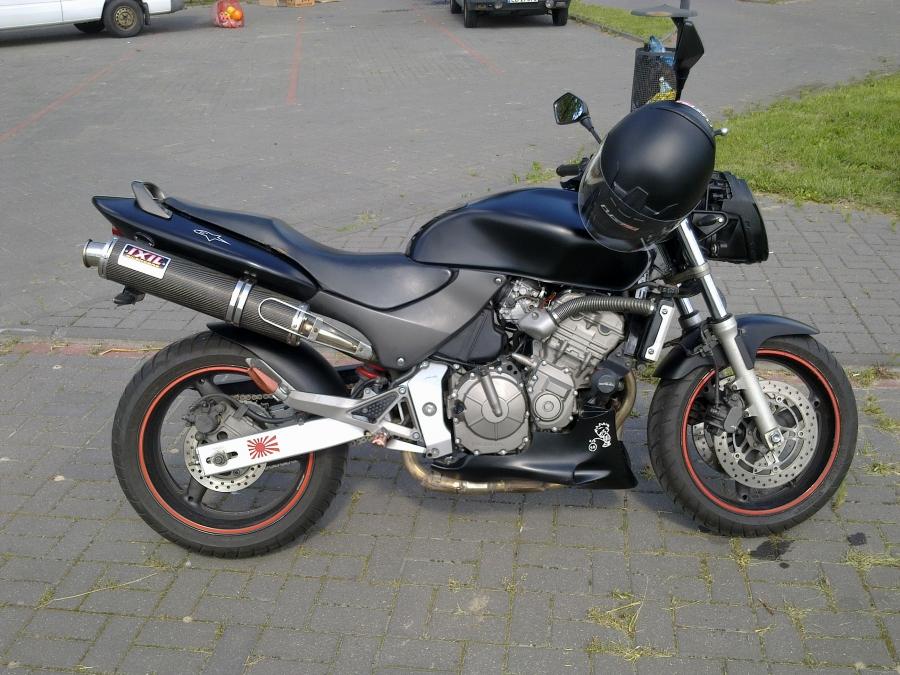 Honda Hornet 600 1998 2002 Opinie Motocyklistów