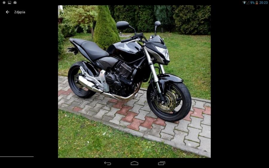 Honda Hornet 600 Pc41 2007 2013 Opinie Motocyklistów