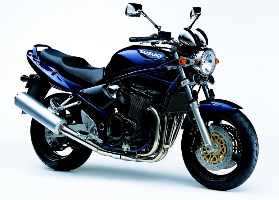 suzuki bandit 1200 2001 2006 opinie motocyklist w. Black Bedroom Furniture Sets. Home Design Ideas