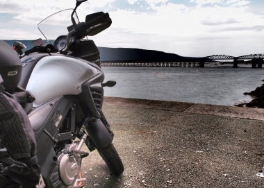 Suzuki DL 650 V-Strom model 2011