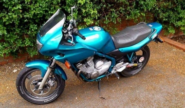Yamaha XJ600 S Diversion
