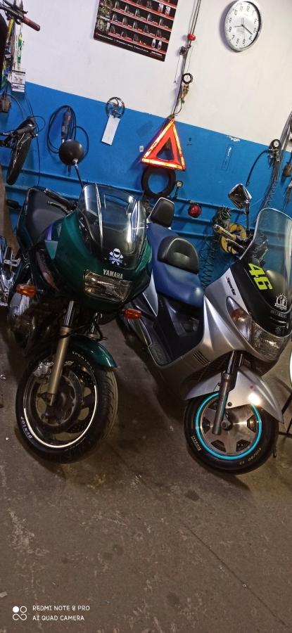 Review motor: YAMAHA XJ 900 - BikeNet